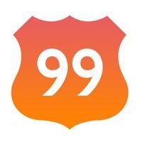 Логотип компании «VPN99»