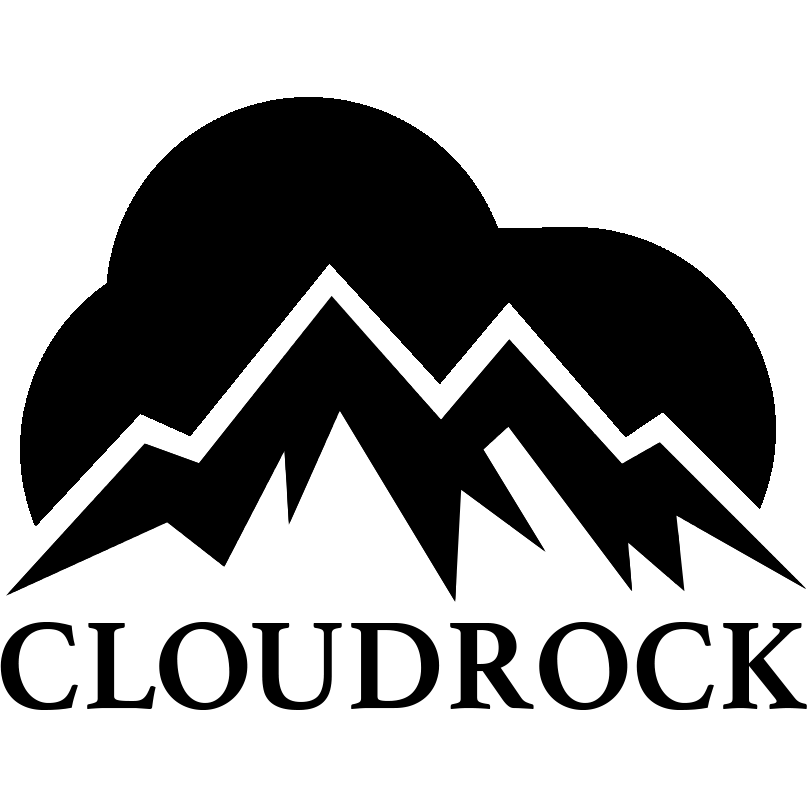 Логотип компании «Cloudrock»