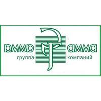 """Логотип компании «ГК """"Гамма""""»"""