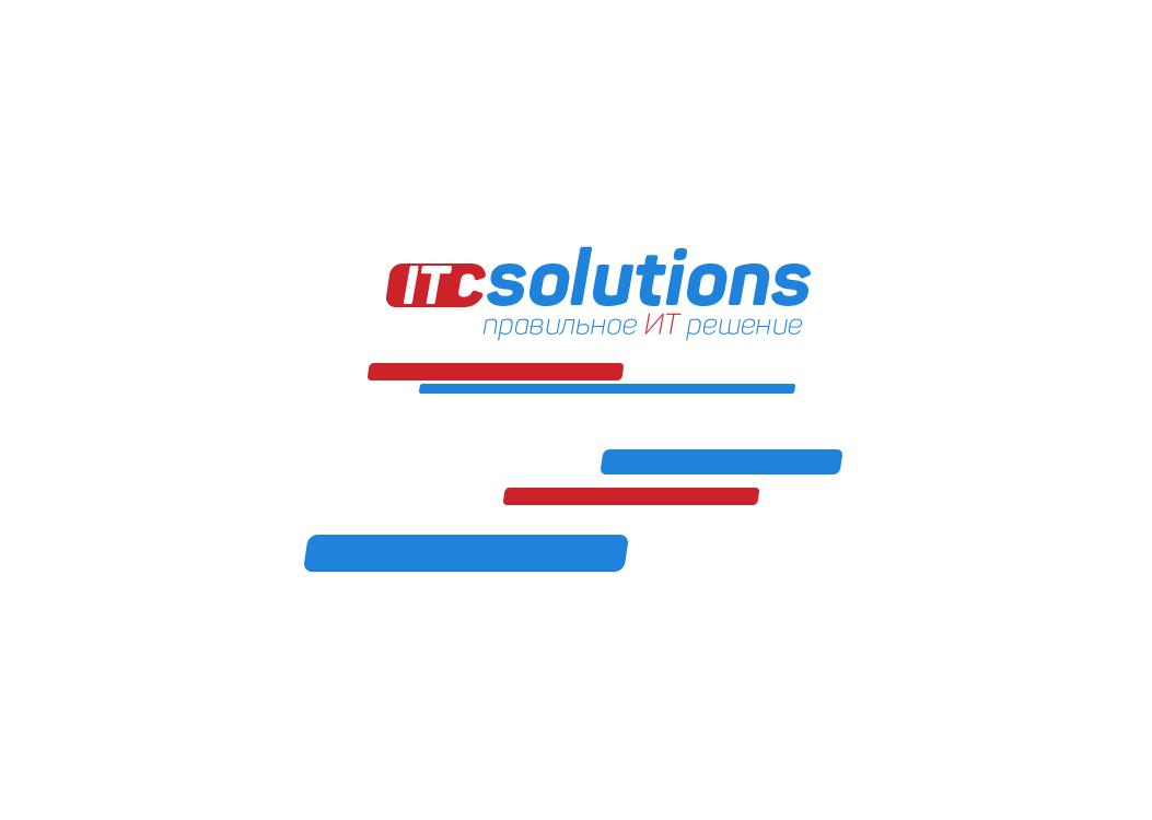 Логотип компании «АйТиСи Солюшенс»