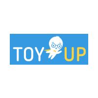 Логотип компании «ToyUp»