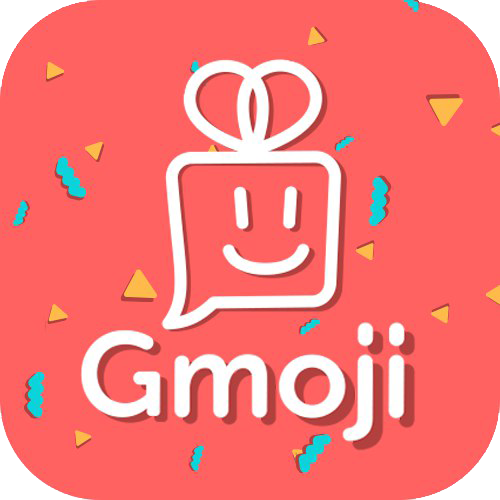 Логотип компании «Gmoji»