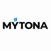 Логотип компании «MYTONA»