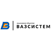 Логотип компании «ВАЗСИСТЕМ»