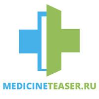Логотип компании «Medicineteaser.ru»
