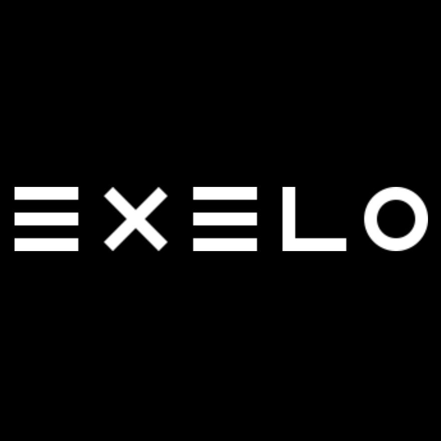 Логотип компании «EXELO»