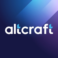 Логотип компании «ALTCRAFT»
