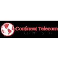 Логотип компании «Continent Telecom»