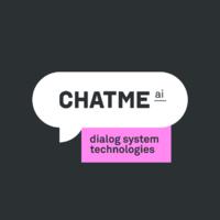 Логотип компании «chatme.ai»