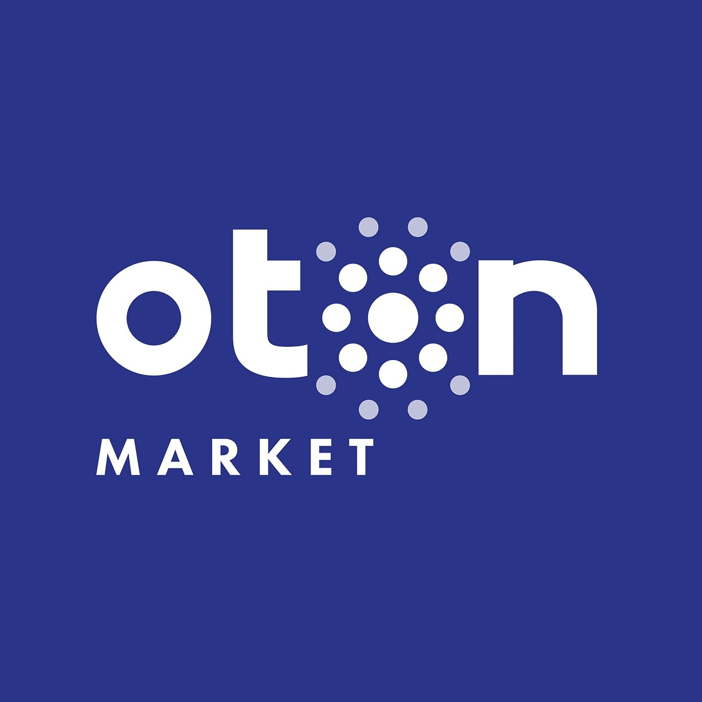 Логотип компании «OTON.Market»
