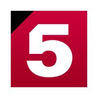 Логотип компании «Пятый канал»