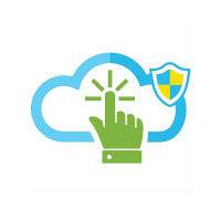 Логотип компании «Оптибит - 1й безопасный хостинг»