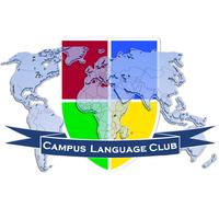 Логотип компании «Campus Language Club»