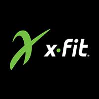 Логотип компании «X-FIT»