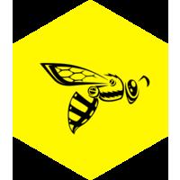 Логотип компании «Onlinebees»