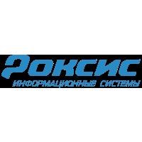 Логотип компании «Роксис»