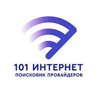 Логотип компании «101 Интернет»