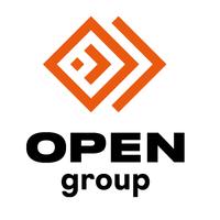 Логотип компании «OPEN group»