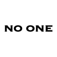 Логотип компании «NO ONE»