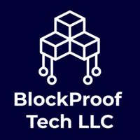 Логотип компании «BlockProof Tech»