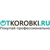 Логотип компании «Откоробки»