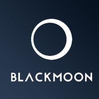 Логотип компании «BLACKMOON»
