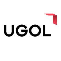 Логотип компании «UGOL»