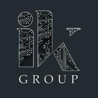 Логотип компании «IK Group»