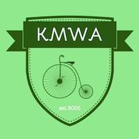 Логотип компании «KMWA»