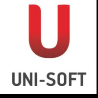 Логотип компании «УНИ-СОФТ»