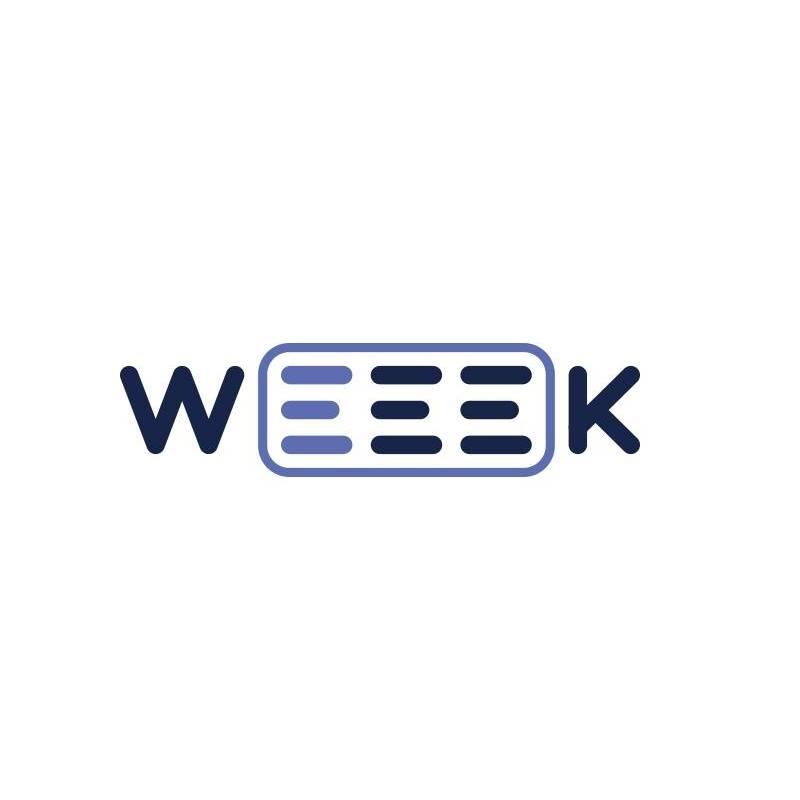 Логотип компании «WEEEK»
