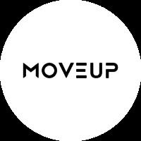 Логотип компании «Moveup»