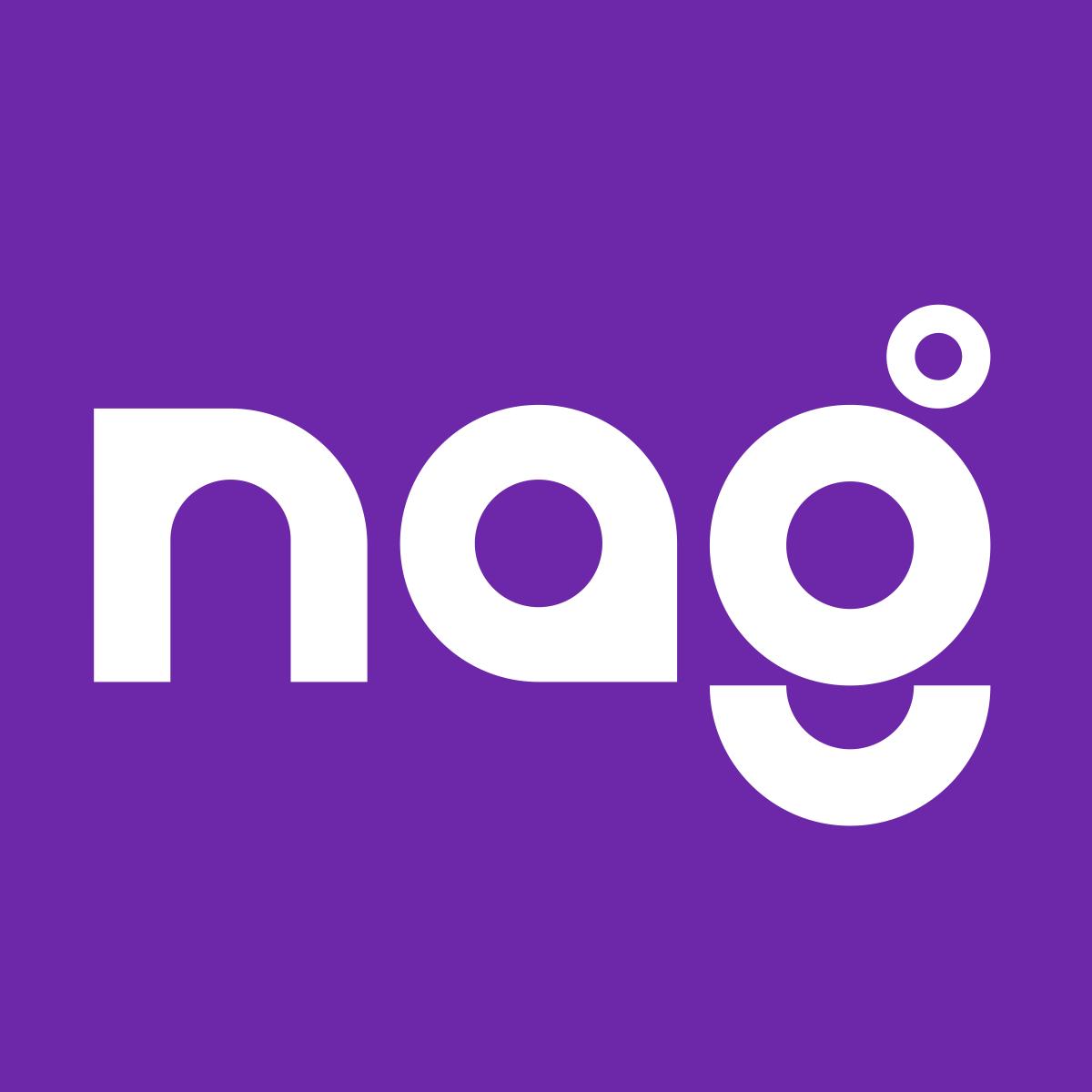 Логотип компании «НАГ»