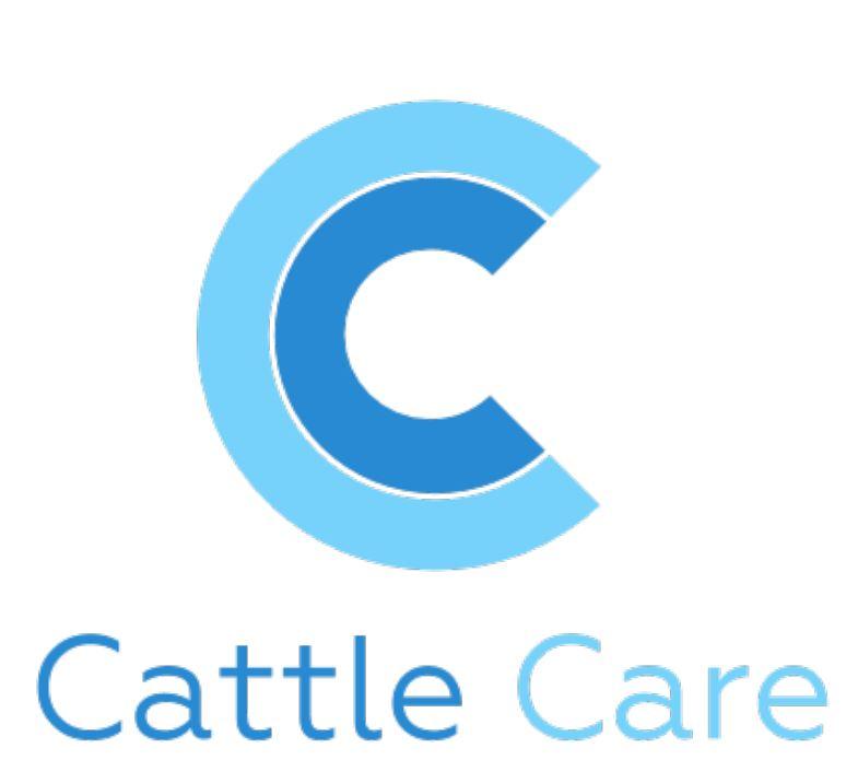 Логотип компании «Cattle Care»