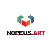Логотип компании «Nopeus Art»
