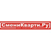 Логотип компании «Сменикварти.ру»