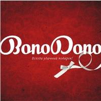Логотип компании «BonoDono»