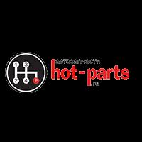 Логотип компании «HOT-PARTS»