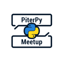 Логотип компании «PiterPy Meetup»