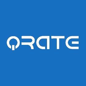 Логотип компании «QRate»
