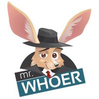 Логотип компании «Whoer.net»