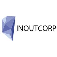 Логотип компании «InOutCorp»