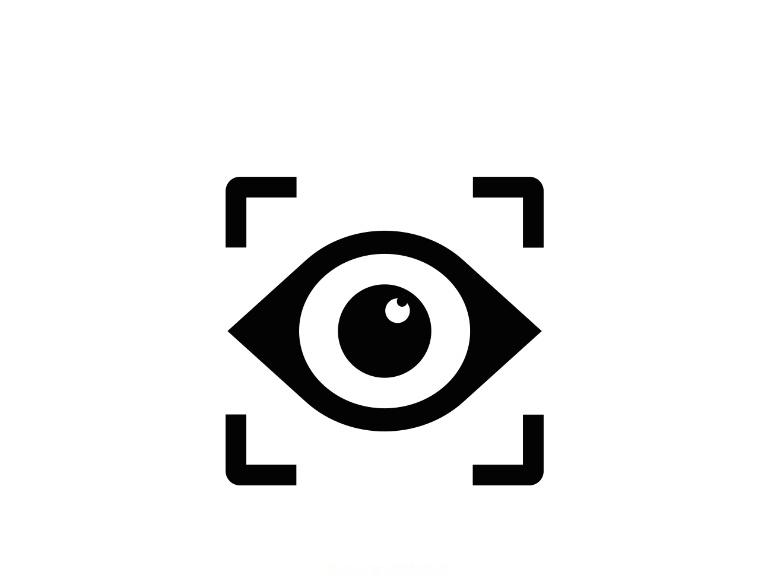 Логотип компании «Glazomer»