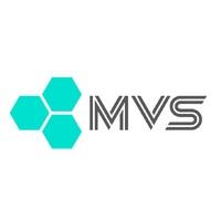 Логотип компании «MVS»