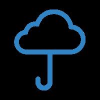 Логотип компании «Электронное Облако»