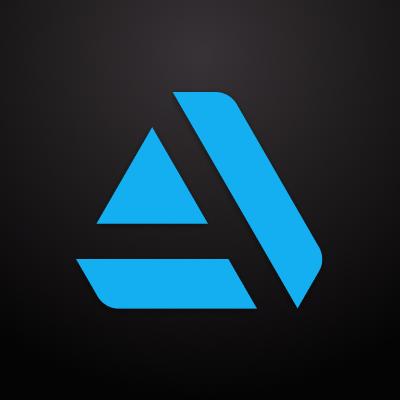 Логотип компании «ArtStation Labs»