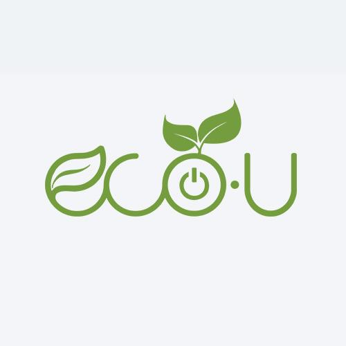 Логотип компании «Eco-U»
