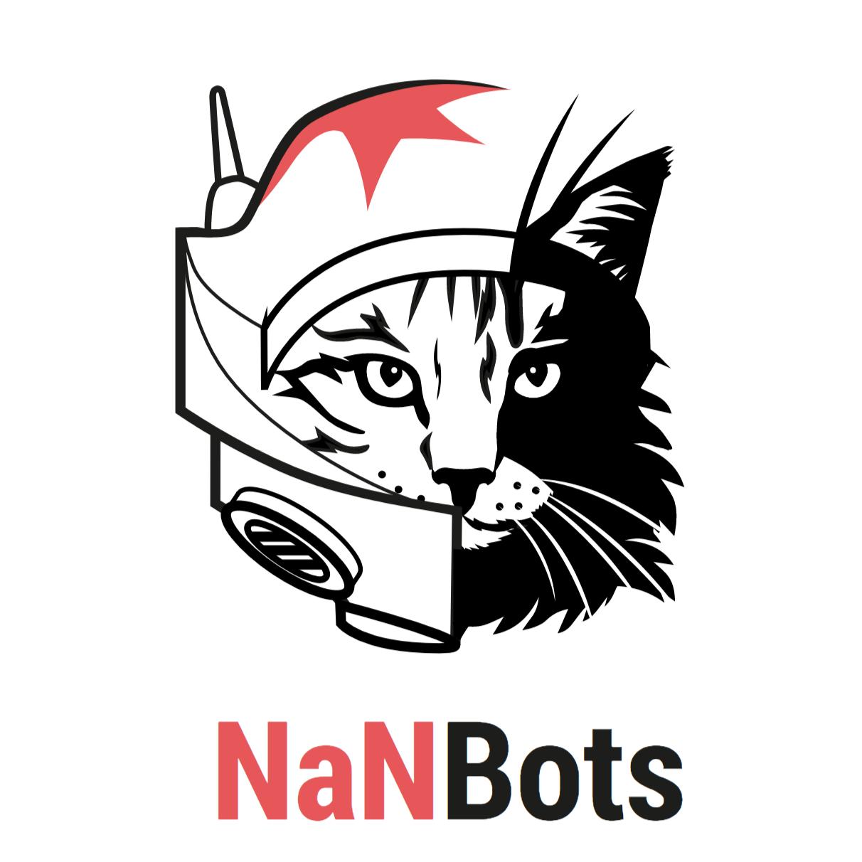 Логотип компании «NaNBots»