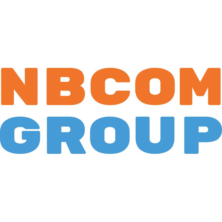 Логотип компании «NBCom Group»