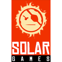 Логотип компании «SolarGames»